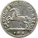 1/12 Taler Braunschweig-Wolfenbüttel Herzog Karl I.