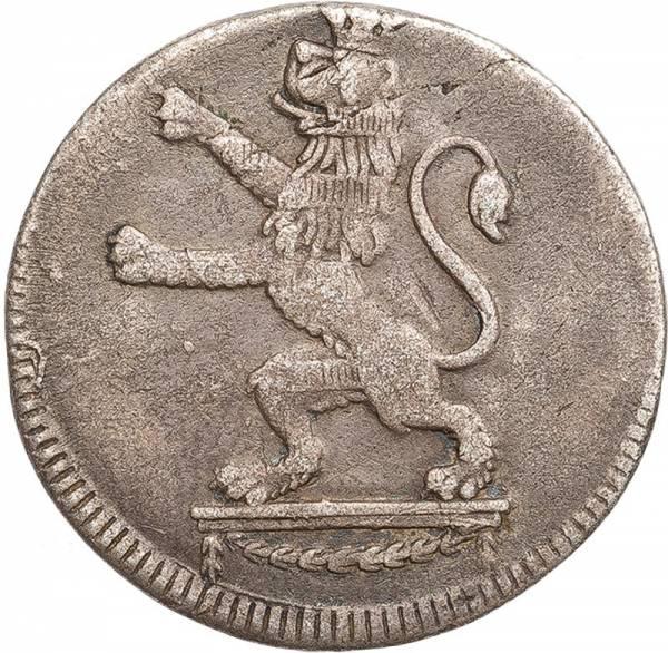 1/24 Taler Hessen-Kassel Kurfürst Wilhelm I. 1803-1807