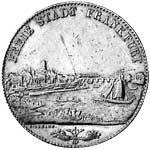 Taler Doppeltaler Vereinsmünze 1840-1844  Sehr schön
