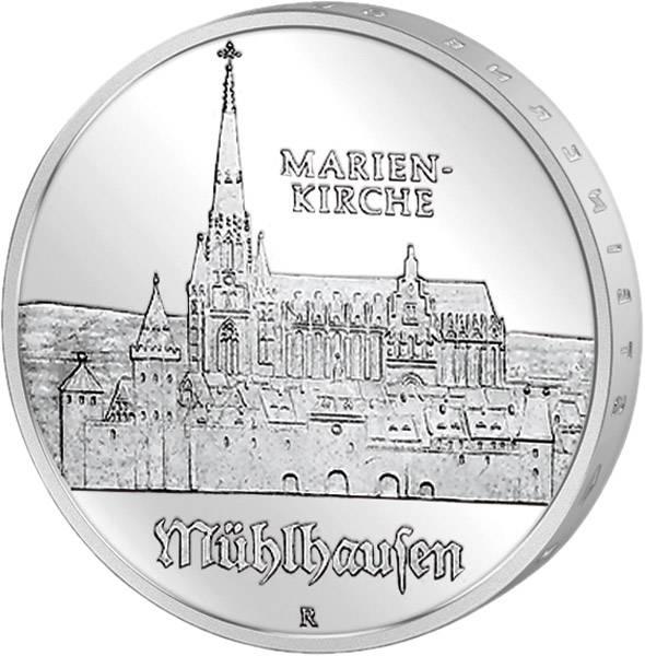 5 Mark Marienkirche Mühlhausen
