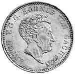 Konventionstaler Silber Anton 1829-1832 ss-vz