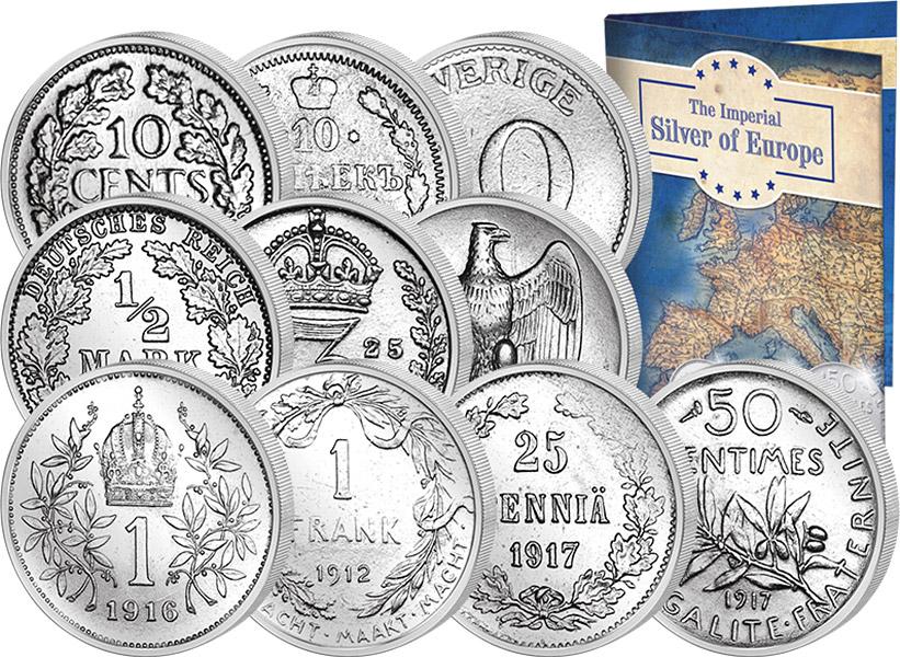 Münzen Aus Dem Deutschen Kaiserreich Sicher Online Kaufen Reppade