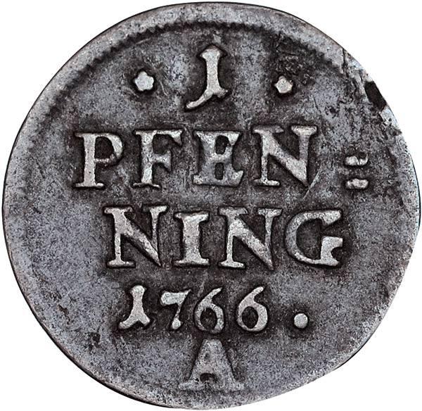 Pfennig Bayern Wappen