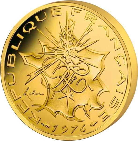 200 Euro Frankreich Frankreich von Georges Mathieu 2019
