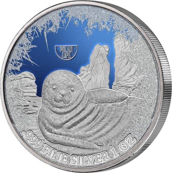 2 Dollars Niue Robbe 2019