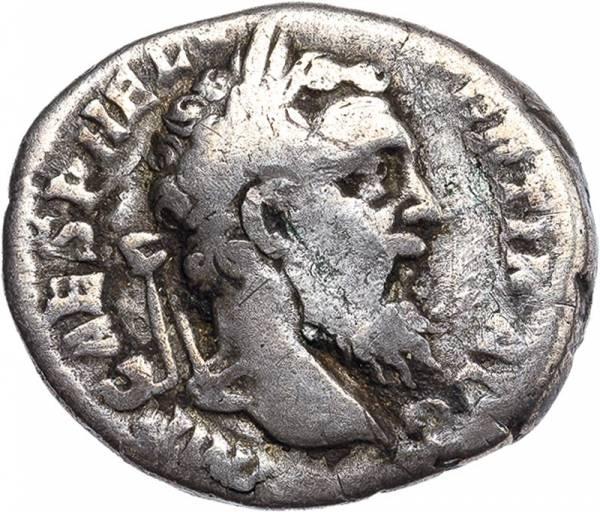 Denar Römisches Kaiserreich Kaiser Pertinax Januar-März 193