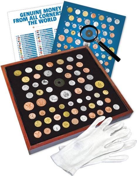 Großes numismatisches Einsteiger-Set