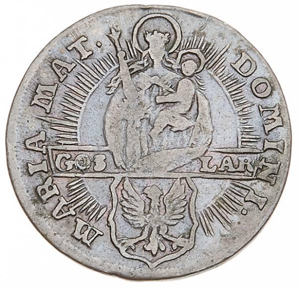 1 Pfennig Freie Reichsstadt Goslar 1738-1763