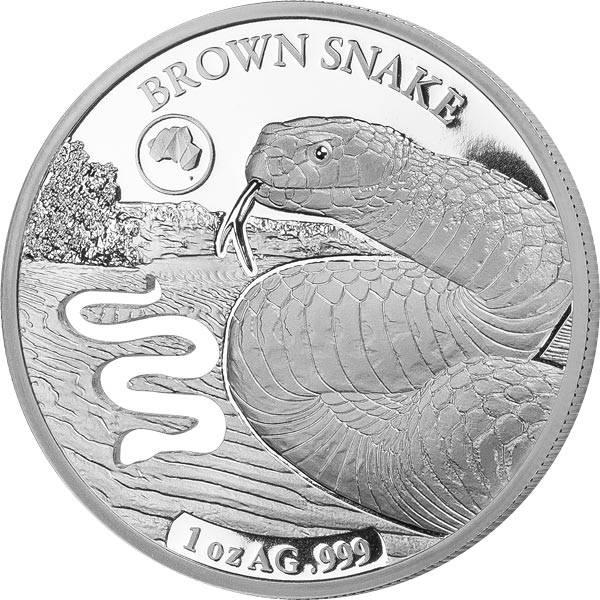 5 Dollars Salomonen Schlange 2019
