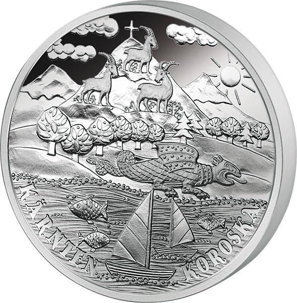 10 Euro Österreich Kärnten 2012 PP