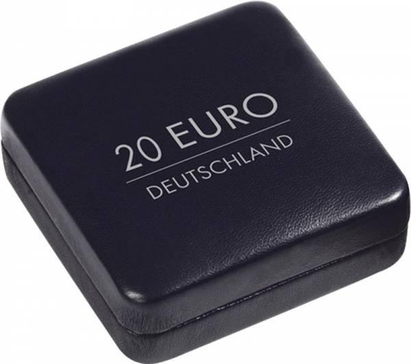 Münzetui für 20-Euro-Gedenkmünzen
