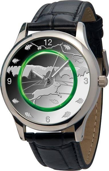 Armbanduhr Gemäßigte Zone
