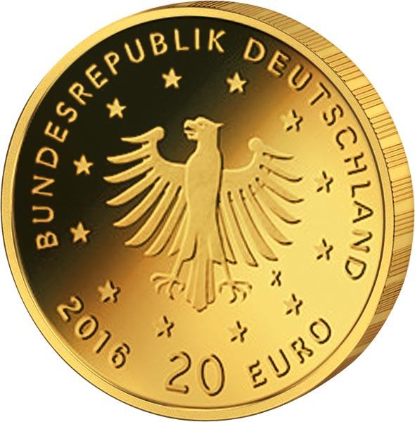 Reservierung 20 Euro Brd Heimische Vögel Wanderfalke 2019