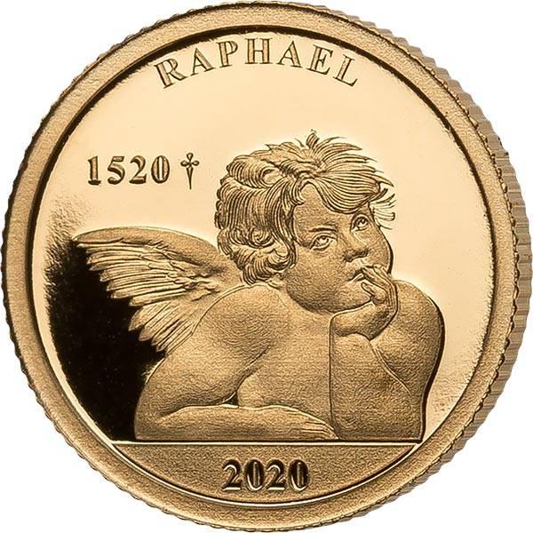 1 Dollar Salomonen Raffael 2020