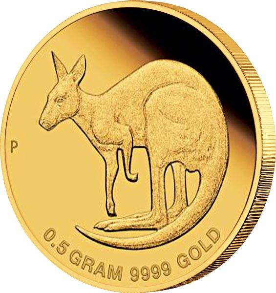 2 Dollars Australien Mini-Roo 2021