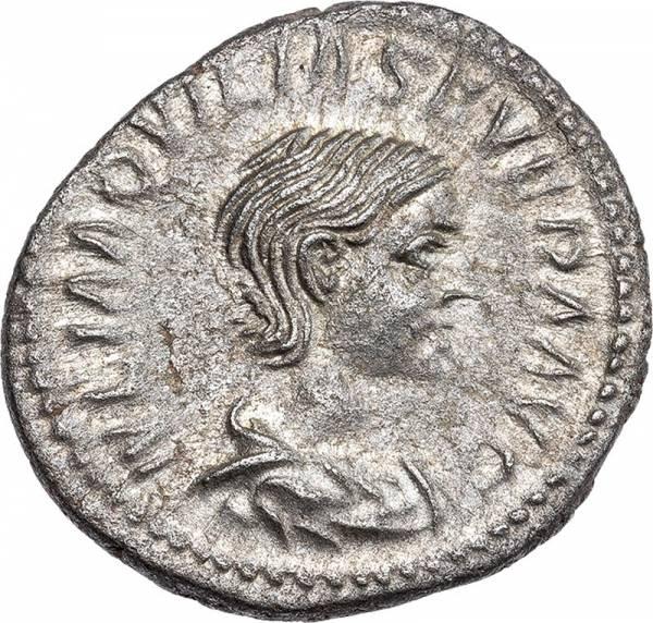 Denar Römisches Kaiserreich Aquilia Severa 221