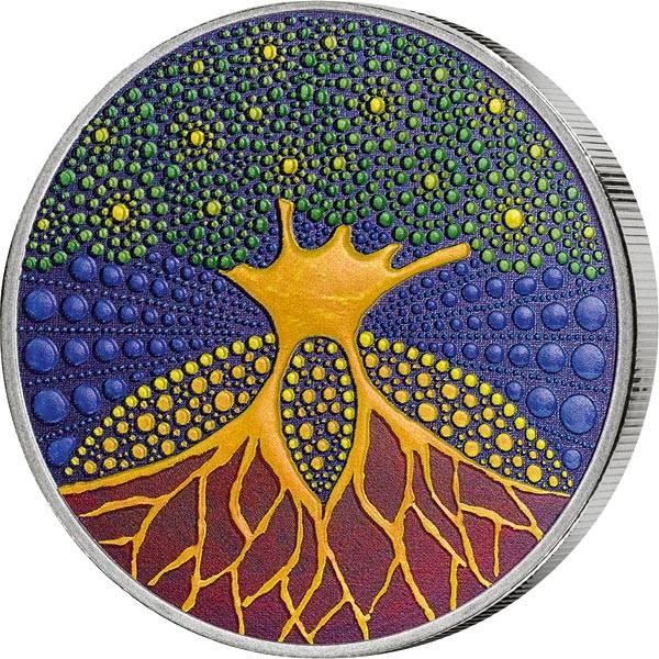 20 Dollars Palau Baum des Lebens 2020