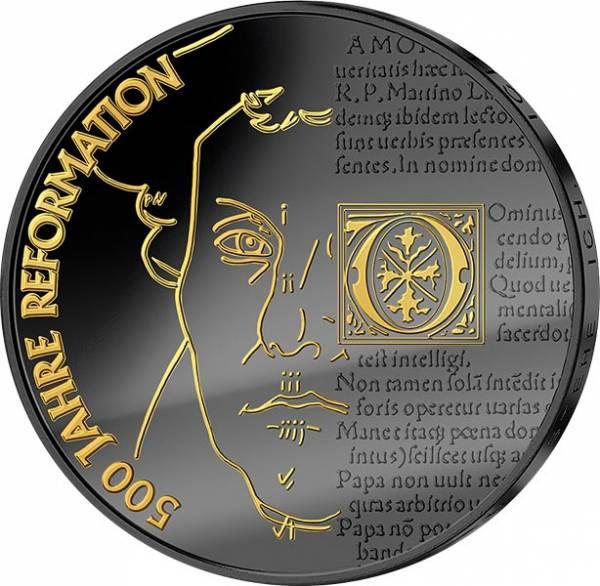 20 Euro BRD 500 Jahre Reformation Golden Enigma 2017