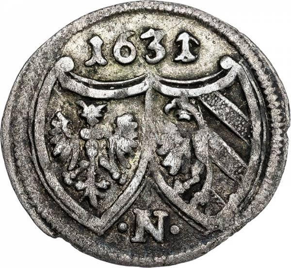 1 Kreuzer Nürnberg Freie Reichsstadt 1631-1673