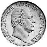 Taler Vereinstaler Regierungsjubiläum 1864 Sehr schön
