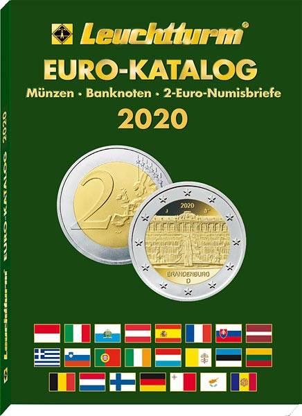 Leuchtturm Euro-Katalog 2020