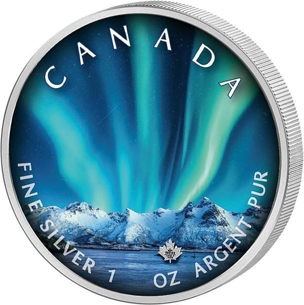 5 Dollars Kanada Maple Leaf Jasper National Park 2020