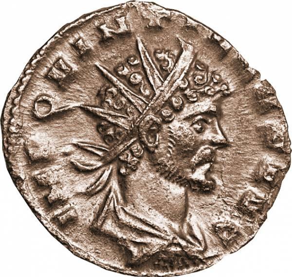 Antoninian Kaiser Quintillus 270
