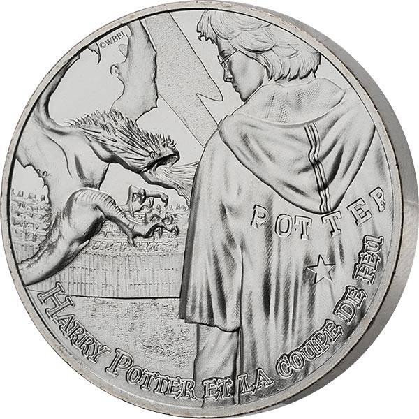 10 Euro Frankreich Harry Potter und der Feuerkelch 2021