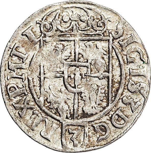 Dreipölker Polen König Sigismund III. Wasa 1616-1626