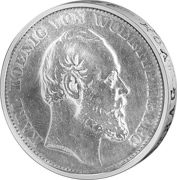 Vereinstaler König Karl