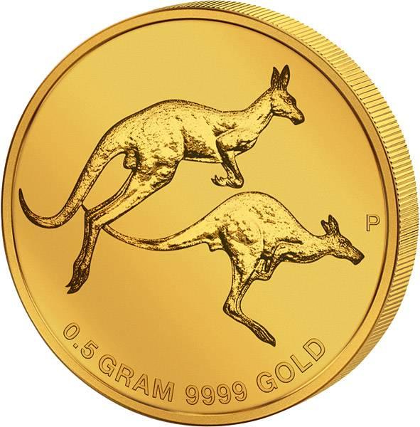 2 Dollars Australien Mini-Roo 2018