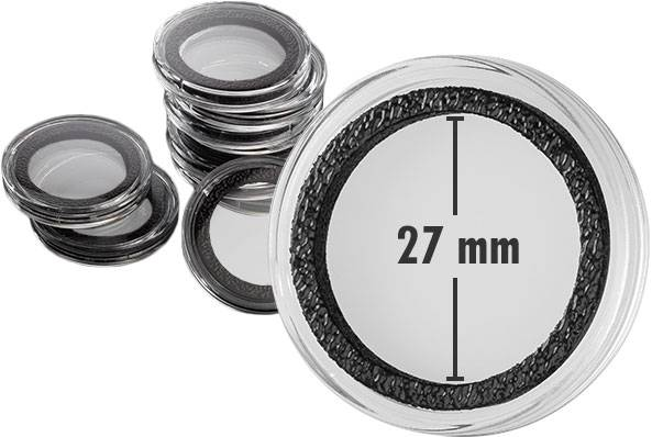 Ultra Intercept-Kapsel Innendurchmesser 27 mm