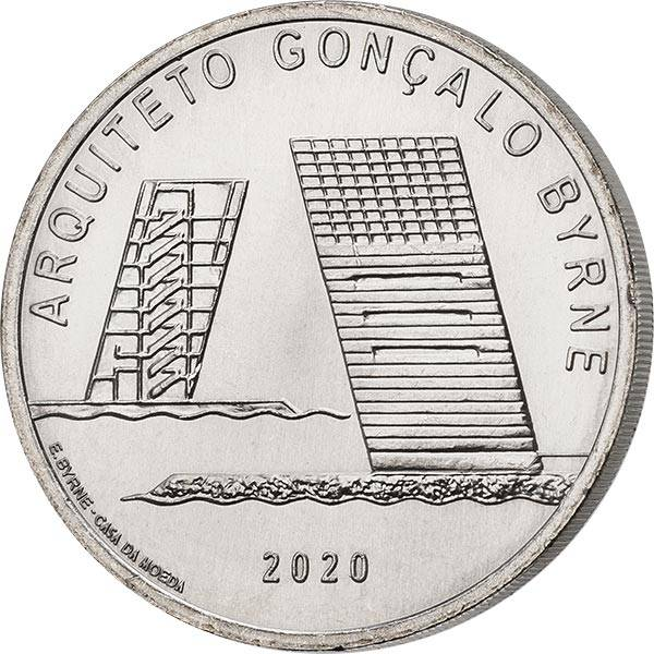 7,5 Euro Portugal Architekt Gonçalo Byrne