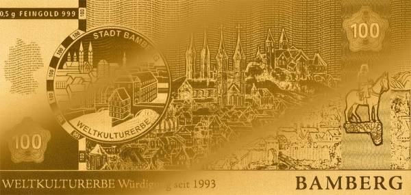Goldnote Bamberg