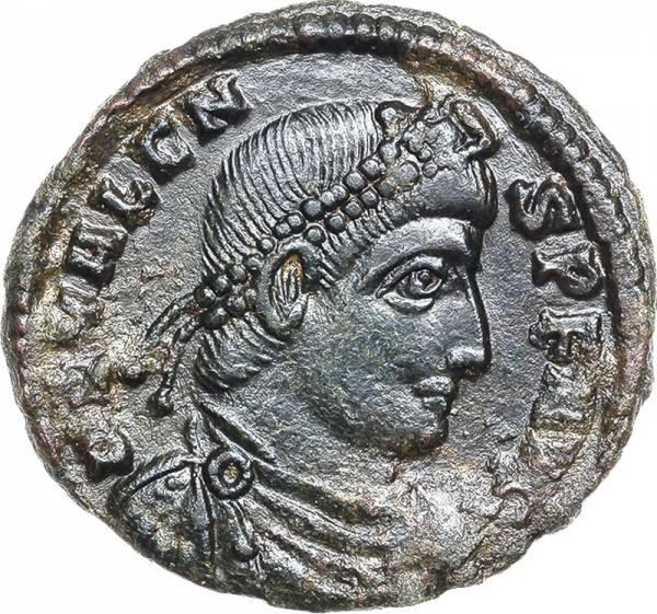 Mittelfollis Römisches Kaisserreich Kaiser Valens 364-378