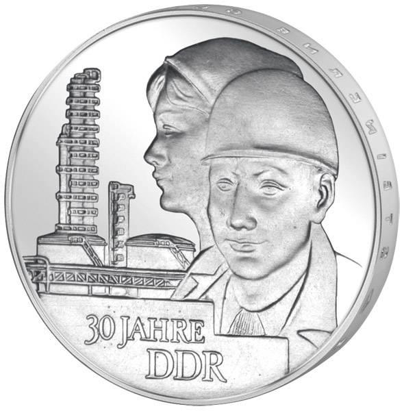 20 Mark DDR 30 Jahre DDR 1979