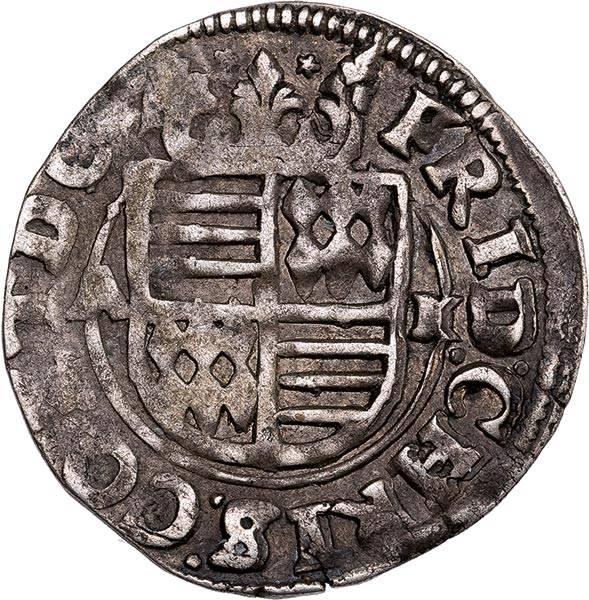 1/24 Taler Mansfeld Graf Friedrich Christoph 1627-1630