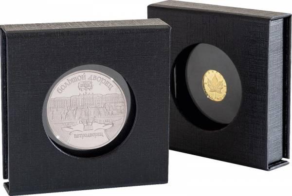Münzetui für QUADRUM-Kapseln