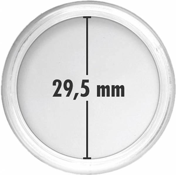 Münzkapsel Innendurchmesser 29,5 mm