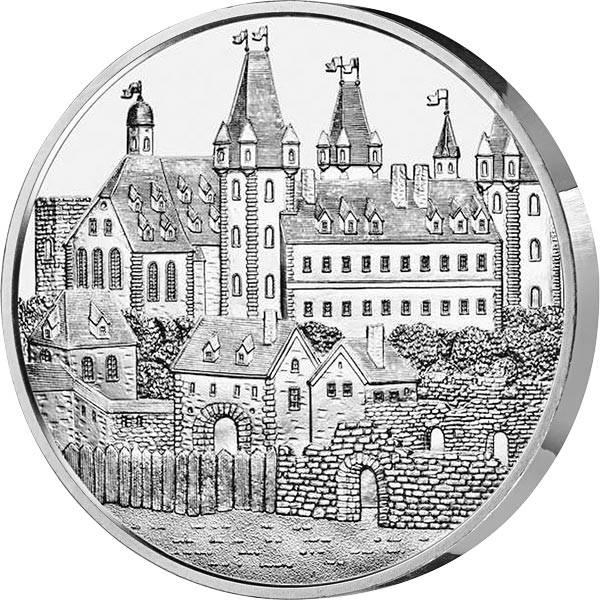 1 Unze Silber Österreich Wiener Neustadt 2019