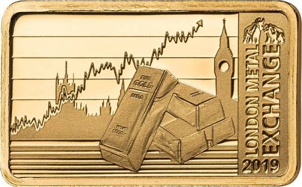 5 Dollars Fidschi Londoner Aktienbörse 2019