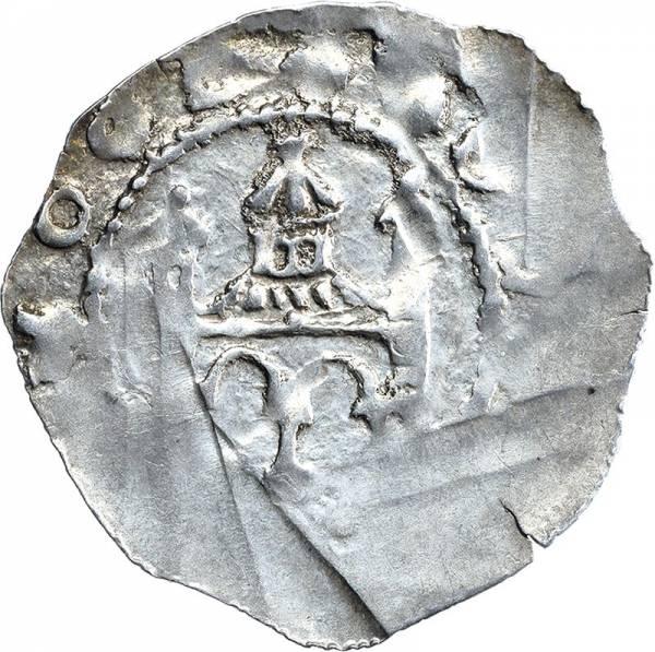 Pfennig Regensburg Herzog Heinrich X., der Stolze 1126-1138