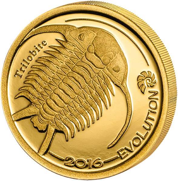 1.000 Togrog Mongolei Evolution Trilobit