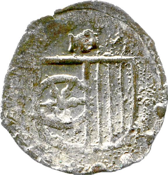 Schlüsselpfennig Erfurt um 1650