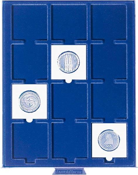 Münzbox SMART für 12 Münzen bis 50mm