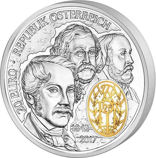 20 Euro Österreich Philharmoniker 2017 - FOTOMUSTER