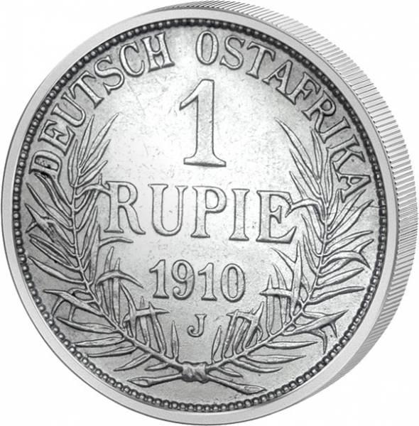1 Rupie Deutsch Ostafrika Wilhelm II. 1904-1914 Sehr schön