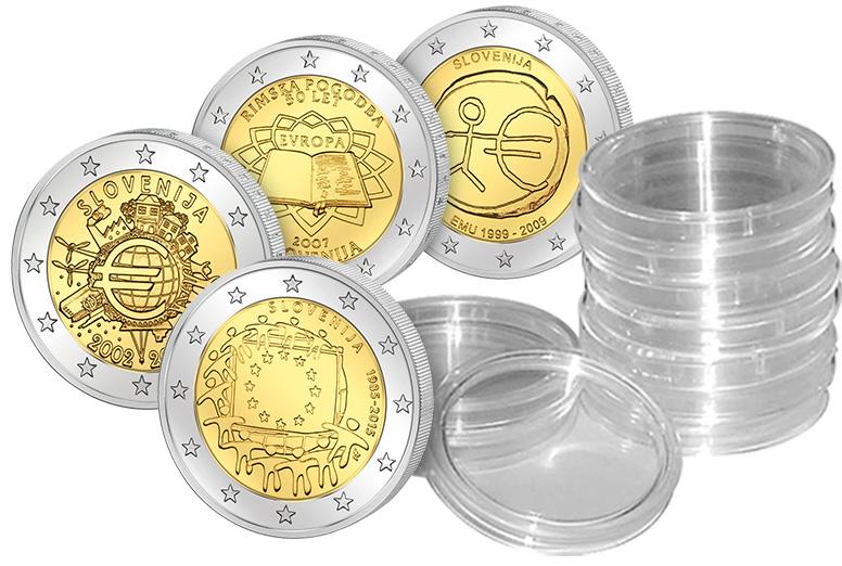 2 Euro Münze Slowenien Kaufen 2 Euro Slowenien Reppade