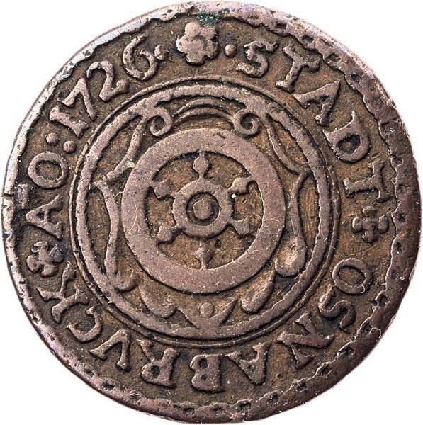3 Pfennig Osnabrück 1704-1760