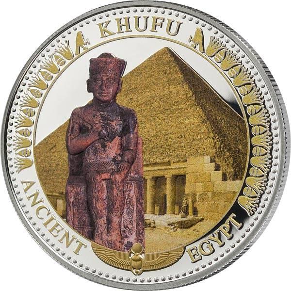 2 Dollars Salomonen Khufu 2015